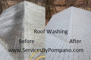 Roof Washing East Haven