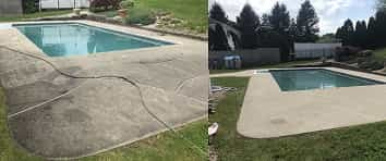 Pool Deck Area Cleaning North Haven CT